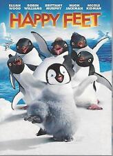Happy Feet (DVD, 2006) (Cardboard Slip-case)