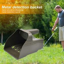 Sand Scoop Metal Detecting Bucket Gold Detector Digging Tools for Metal Detector