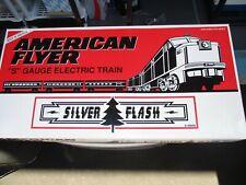 American Flyer LTI 6-49606 Silver Flash Passenger Set (1/7/19)