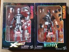 "Marvel Legends 12"" DEADPOOL: AGENT OF WEAPON X & UNCANNY X-FORCE (Toys""R""Us)"