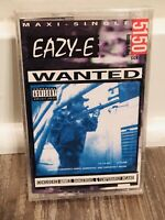 Eazy-E 5150 Home 4 Tha Sick New Old Stock Cassette Tape Ruthless Records 1992