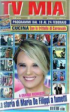 Tv Mia 2017 7#Maria De Filippi,Morena Beccarin,Giuliana De Sio,Enrico Ianniello