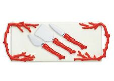 Studio B by Magenta Coral Reef Cheese Platter Serving Set