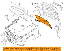 FORD OEM 10-14 Mustang Hood-Insulation Pad Liner Heat Shield CR3Z16738B