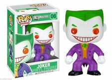 FUNKO POP HEROES THE JOKER COLOR # 06 FUNKO POP EXCLUSIVE FIGURE DC UNIVERSE NEW