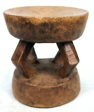 Art African - Antique Stool Senoufo - Shape Balanced Original - 20 CMS