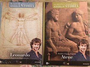 Alberto Angela, Viaggio nella storia