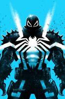 🚨🔥🕸 VENOM #29 TYLER KIRKHAM Exclusive VIRGIN Variant Agent Venom NM