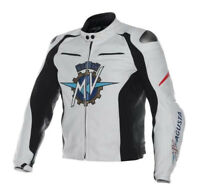 MV Agusta Motorbike Racing Leather Jacket
