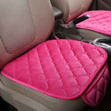 Universal Car Seat Cover Velvet Soft Warm Breathable Mat for Auto Chair Cushion
