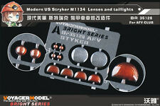 Voyager BR35126 1/35Modern US Stryker M1128 Lenses and taillights (For AFV CLUB)