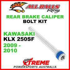 All Balls 18-7004 Kawasaki KLX250SF KLX 250SF 09-10 Rear Brake Caliper Bolt Kit