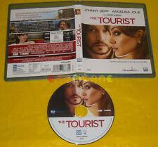 THE TOURIST (Johnny Deep, Angelina Jolie) Blu Ray »»»»» USATO
