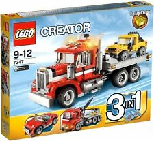 LEGO CREATOR abschlepptruck 7347 NUOVO OVP Highway pickup NEW MISB NRFB