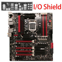 for Asus Maximus IV Extreme Motherboard LGA1155 ROG ATX with I/O Shield