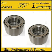 Front Wheel Hub Bearing For 2006-2013 Mazda 3 with ABS (PAIR)