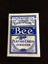 Rare Vintage Sahara Reno Casino Bicycle Bee Sealed Playing Cards by USPCC