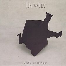 "NEW 12"" / Ten Walls ‎– Walking With Elephants / BOSO ‎– BOSO001"