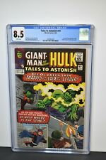 Tales to Astonish #69 (1965) CGC Graded 8.5 ~ Stan Lee Story ~ Jack Kirby Cover