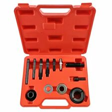 Pulley Puller and Installer Power Steering Pump Remover Alternator 13PC Kit