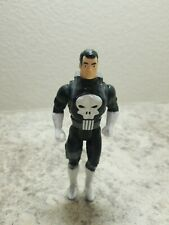 Collectors 1990 Toybiz Marvel Super Hereos The Punisher Action Figure Wind Up
