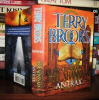 Brooks, Terry ANTRAX Voyage of the Jerle Shannara, Book 2 1st Edition 1st Printi