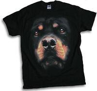 Rottweiler Rotty Canine Big Dog Mens Womens T Shirt Sm 3XL