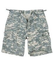 US BERMUDA PREWASH ACU Outdoor Freizeit shorts Army Digital Hose kurz L / Large