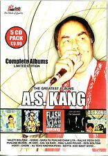 A.s. KANG -la MAYOR Álbum EDICIÓN LIMITADA - NUEVO BOLLYWOOD 5 CD ' s JUEGO