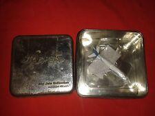 SKY JETS 400 EL AL BOEING 707 EL7VAL7N BOITE METAL BOX AVION MODEL 1:400 SCALE