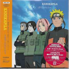 KANIKAPILA - Trouble Maker - CDMS - Naruto Shippuden OST - ESCL-4539 - Japan