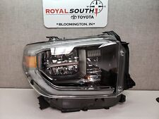 Toyota Tundra 2018 Off Road Package Right Front Headlight (LED) Genuine OEM