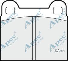 pad121 Original APEC vordere Bremsbeläge für Opel Senator A