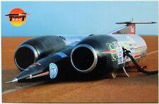 Land Speed Record: Thrust SSC During First Jordanian Al Jafre Desert Trials