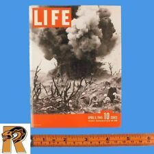 Life Battle  Iwo Jima - Life Magazine #2 - 1/4 Scale GI JOE Action Figures