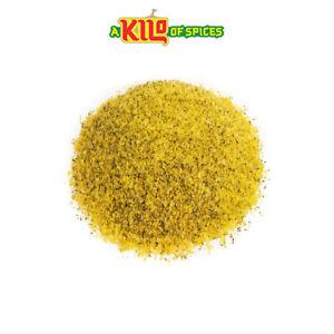Lemon Pepper Ground Seasoning Premium Quality Free UK P&P 100g - 10kg