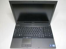 Dell Precision M4700 i7-3520M 2.9GHz 8GB RAM 128GB SSD+500 GB HDD Win 10 Pro