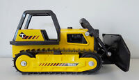 "Vintage Tonka Trax Bulldozer # 2961, Fully Working, 1990, 13"" long"