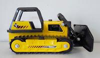 "Vintage Tonka Trax Bulldozer # 2961, Fully Working, 1990, 13"" long"