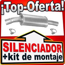 Silenciador Intermedio CITROEN C25 FIAT DUCATO PEUGEOT J5 1.9TD 2.5TD 87-94 PRB