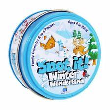 Spot it! Winter Wonderland