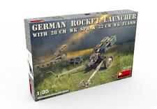 MiniArt 1/35 Scale - German Rocket Launcher Military Plastic Model 35269