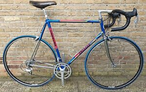 Carrera by Contini, Campagnolo C Record, Nivacrom Steel Tubing