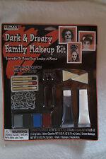 Halloween Dark & Dreary Family Makeup Kit New