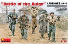 "Miniart 35084 1/35 ""Battle of the Bulge"" Ardennes 1944"