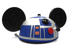 Star Wars Disney R2D2 Mickey Mouse Ears Hat Adult Youth Costume Cosplay