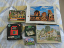 Joblot - Escape Room The Game From Paladone Sealed + x2 other jigsaw puzzles ect