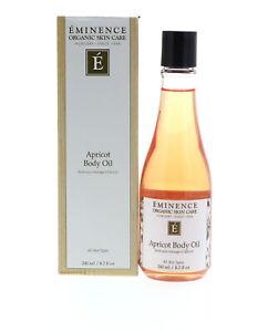 Eminence Apricot Body Oil, 8.2 oz