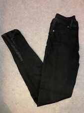 Cheap Monday Black Jeans Size 26-27