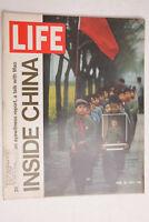 Life 1971 April Inside China Jamaica Travellers - M07